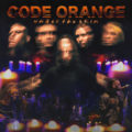"Cover von Code Orange Streaming-Album ""Under The Skin""."