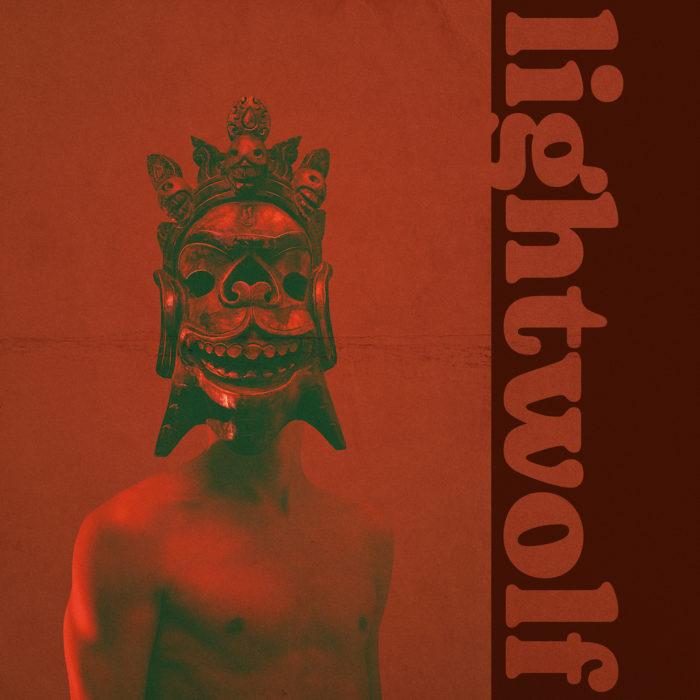 """Cover von Weekends Album """"Lightwolf""""."""