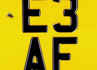 """Das Cover von Dizzee Rascals Album """"E3 AF"""""""