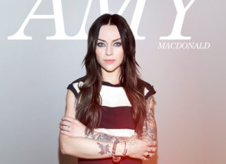 "Cover von Amy Macdonalds neuem Album ""The Human Demands""."