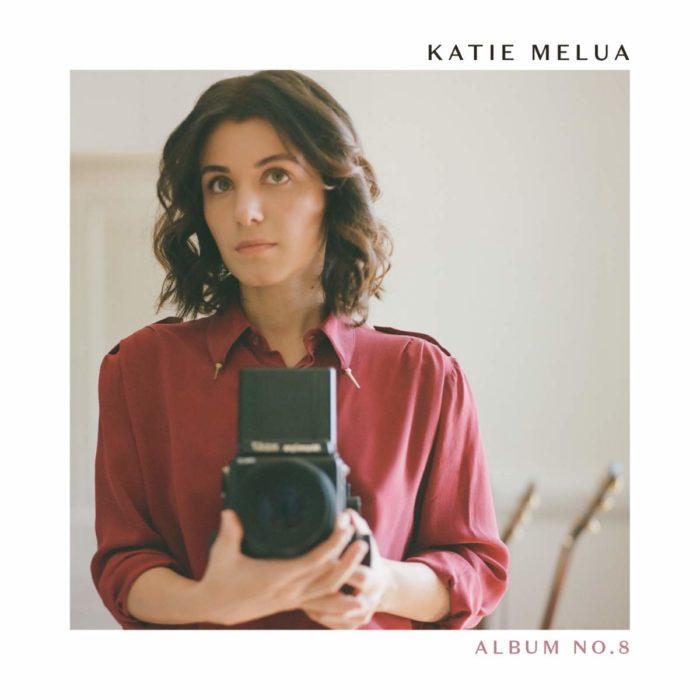 """Cover von Katie Melua """"Album No.8""""."""