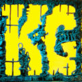 """Cover von King Gizzard & The Lizard Wizard 16. Album """"K.G.""""."""