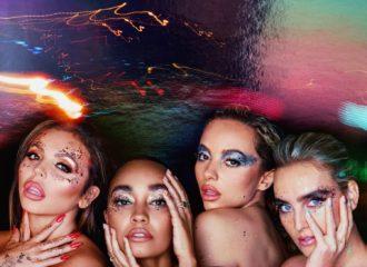 """Cover von Little Mixes """"Confetti""""."""