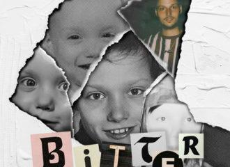"""Das Cover von FALKs Album """"Bitter"""""""