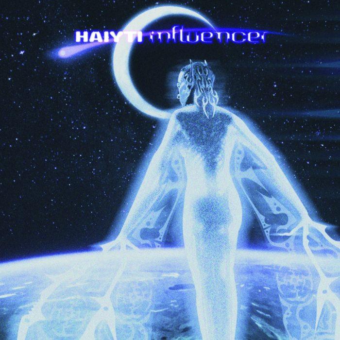 """Review: Haiyti mit ihrem fünften Album """"Influencer""""."""
