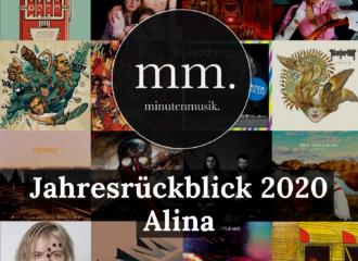 Alinas Jahresrückblick 2020