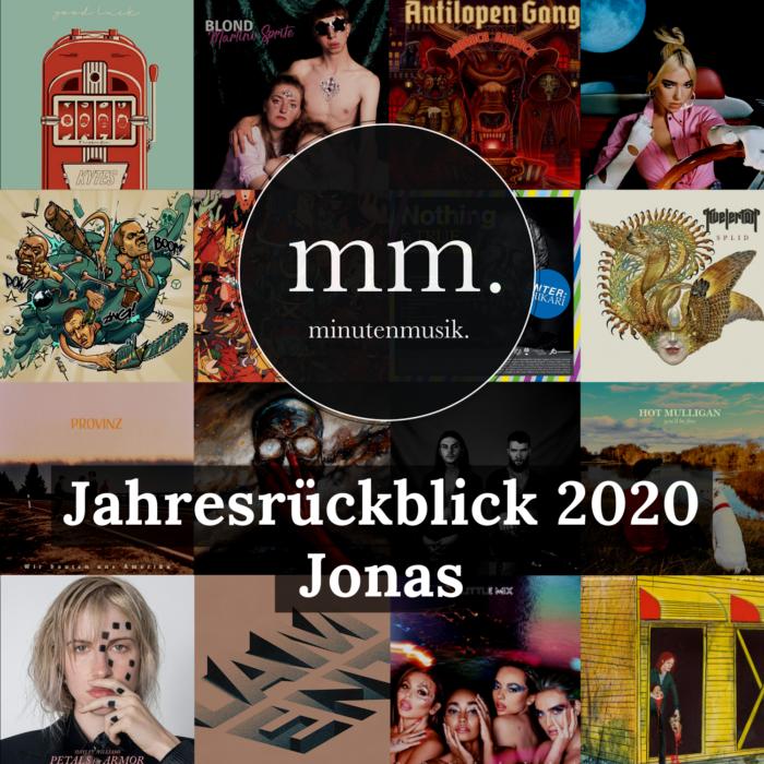 2020 brachte der Kultur-Branche ein bedrohliches Unwetter: Jonas zeichnet in seinem Jahresrückblick ein graues Musik-Jahr nach.