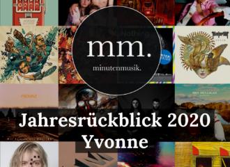 Yvonne Jahresrückblick 2020
