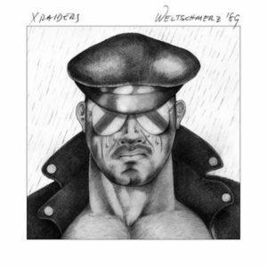 X Raiders Weltschmerz 89