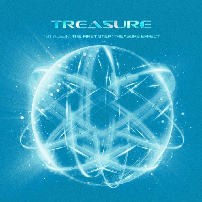 """Review: Die K-Pop Newcomer Treasure überzeugen Autorin Yvonne mit ihrem ersten Album """"The First Step: Treasure Effect""""."""