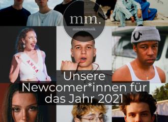 Special: Wie jedes Jahr wagen wir den Blick in die Glaskugel und listen euch die spannendsten Newcomer*innen für 2021 auf.
