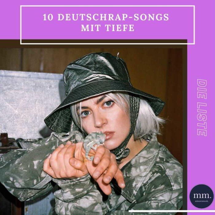 Liste: Was sind die besten deepen Deutschrap-Tracks? Die Redaktion hat die Köpfe zusammengesteckt und zehn zusammengesucht.