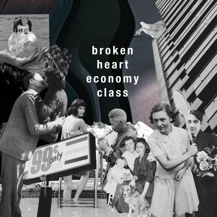 """Review: Auf ihrer neuen EP """"Broken Heart Economy Class"""" liefern DOTE frischen und keinesfalls belanglosen Indie-Pop."""