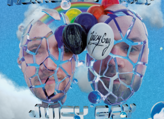 "Review: Juicy Gay und mrbx laden in ihre ""Rainbow Trap"", eine – zumindest meist – kunterbunte Utopie des Optimismus."