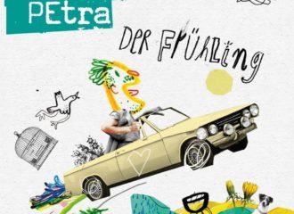 """Review: Auf """"Der Frühling"""" glänzt Kapelle Petra mit einem gut gelaunten wirkenden Indie-Sound. Doch der Schein trügt..."""