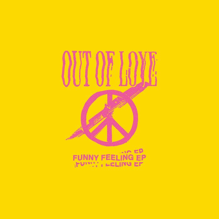 """Review: Die Briten Out Of Love erhalten mit ihrer zweiten EP """"Funny Feeling"""" den Punk-Rock am Leben."""