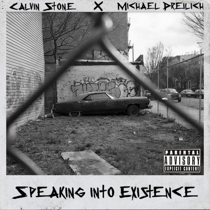 Speaking into existence Calvin Stone Michael Dreilich