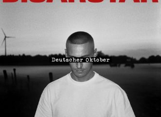"Cover zu Disarstars ""Deutscher Oktober"""