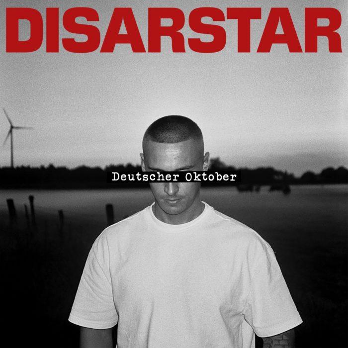 """Cover zu Disarstars """"Deutscher Oktober"""""""