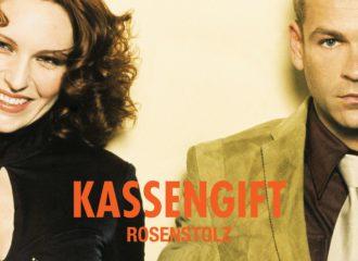 """Zum 20-jährigen Jubiläum bringt das erfolgreichste Duo Deutschlands, Rosenstolz, ihr erstes Nr. 1-Album """"Kassengift"""" erneut heraus."""