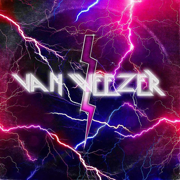 """Cover des neuen Weezer Albums """"Van Weezer""""."""