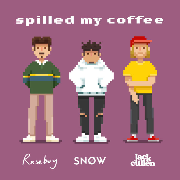 Snow_ Spilled My Coffee