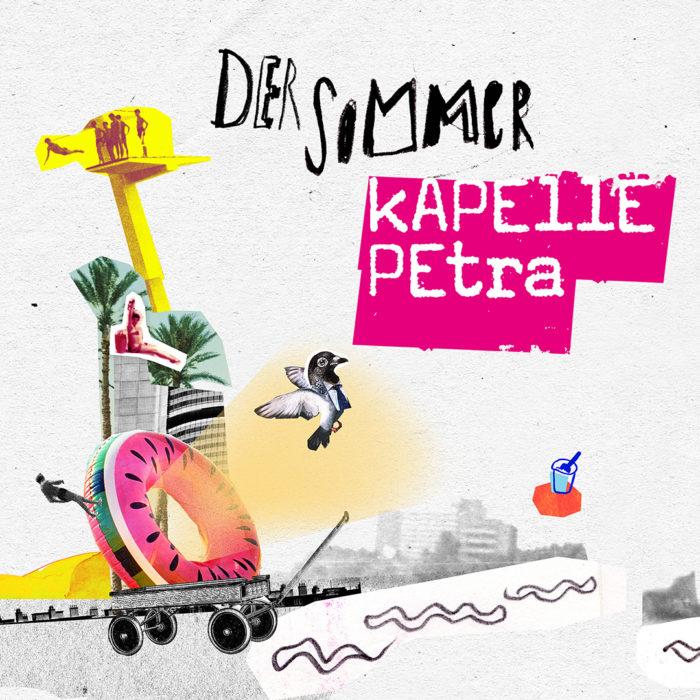 Review: Meteorologisch ist er schon einige Tage da, jetzt kommt er auch bei Kapelle Petra: Der Sommer.